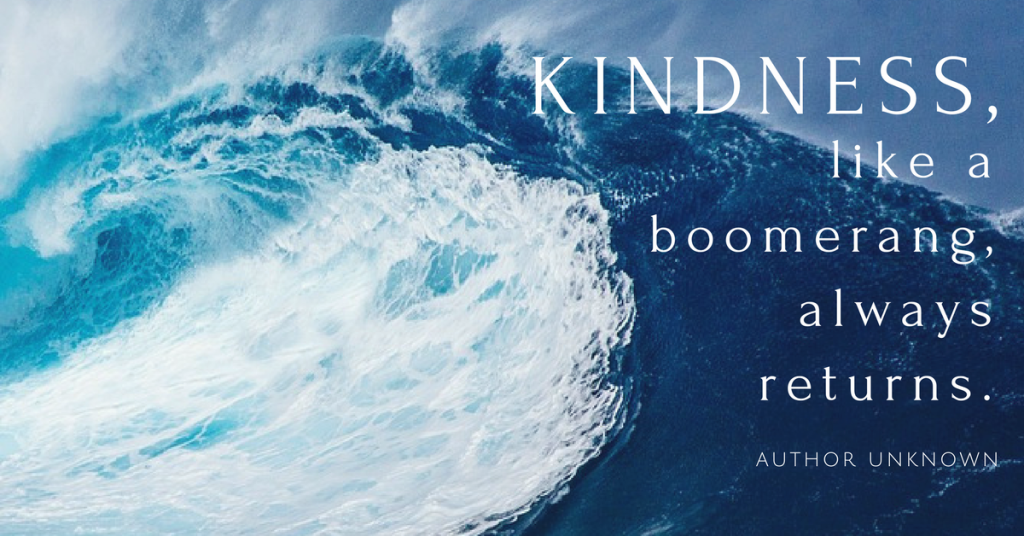 Kindness volunteer quote