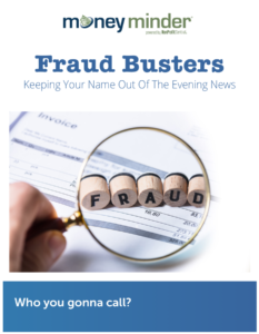 Fraudbusters eBook