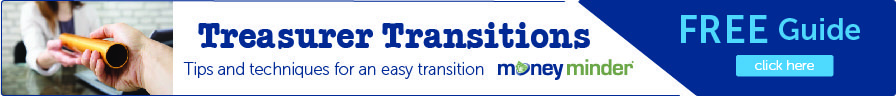 nonprofit treasurer transitions