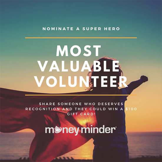 Most Valuable Volunteer Contest
