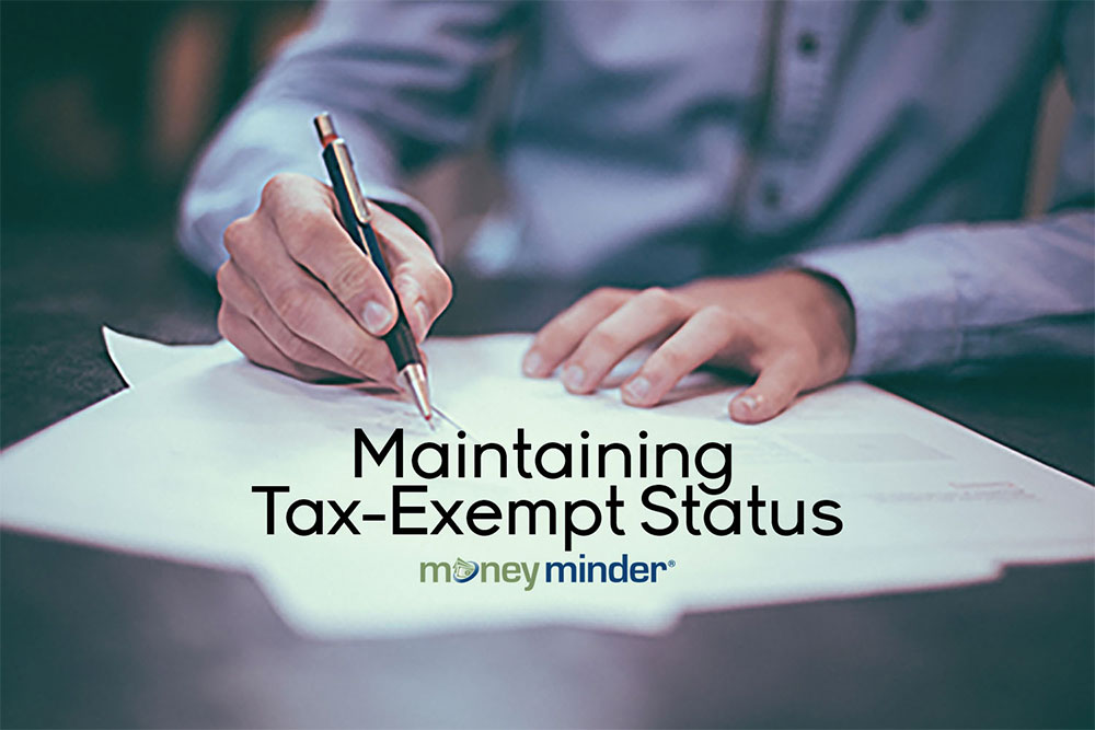 maintaining-tax-exemptions