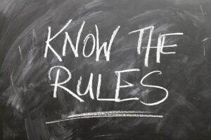 HOA Rules, CC&Rs