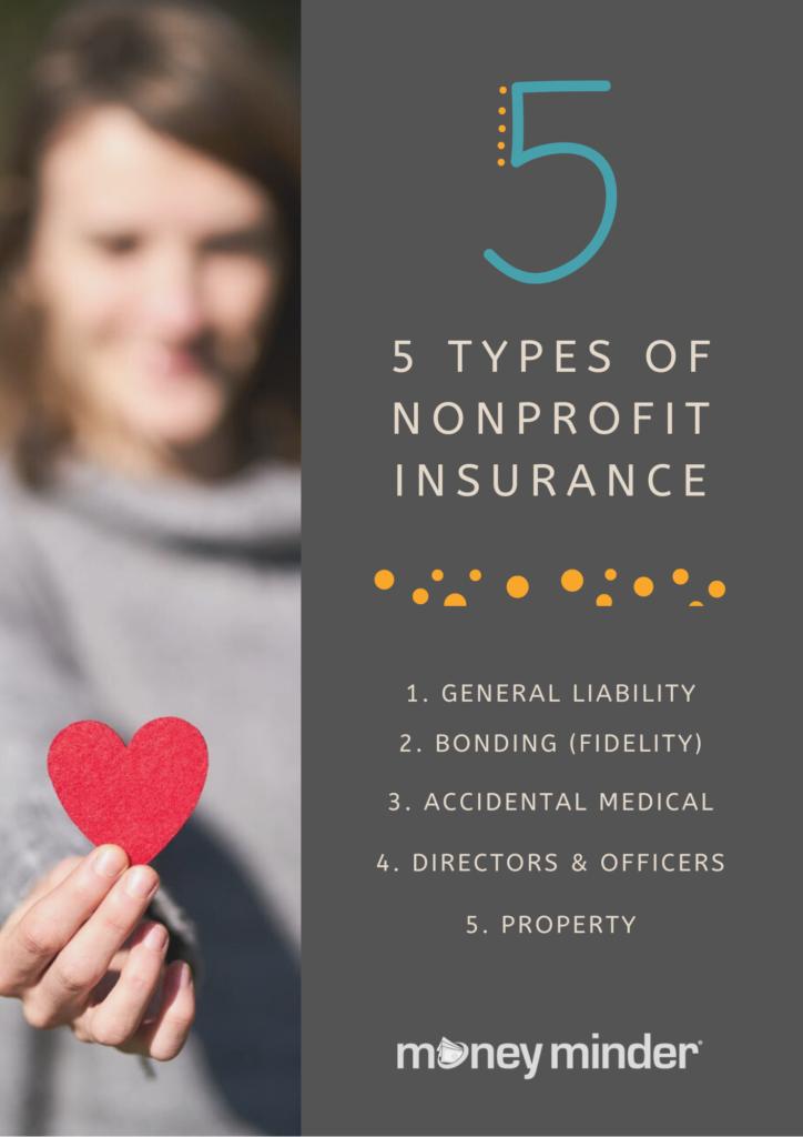 5 Types of Nonprofit Insurance
