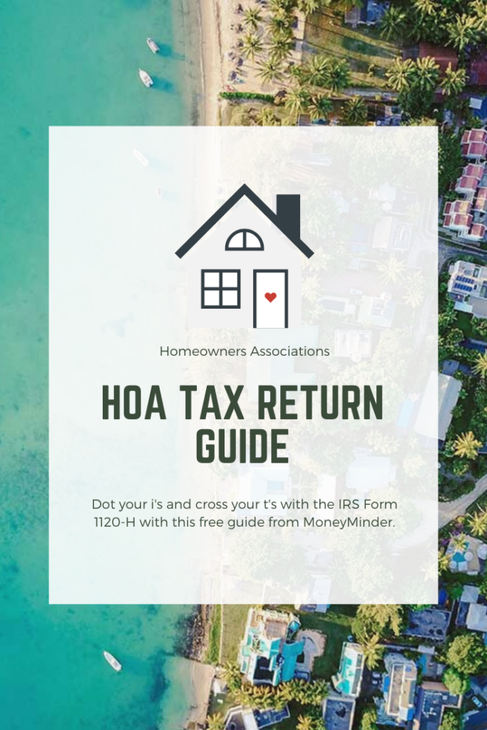 HOA Tax Return Guide