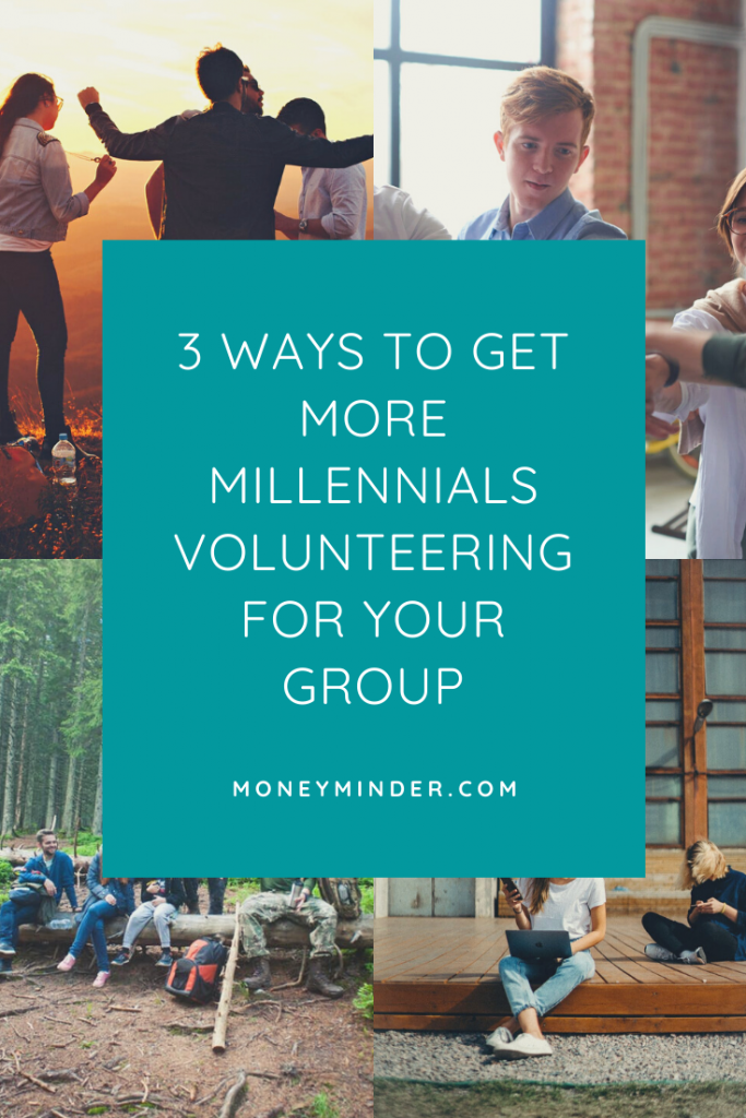 More Millennials Volunteering