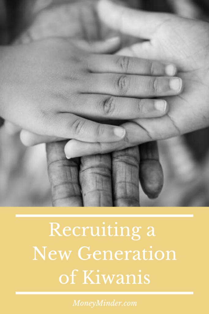 Recruit New Generation Kiwanis