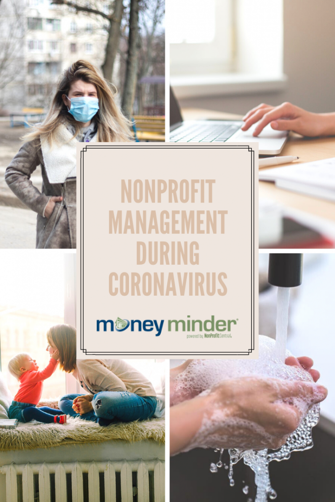 Nonprofit Management Coronavirus