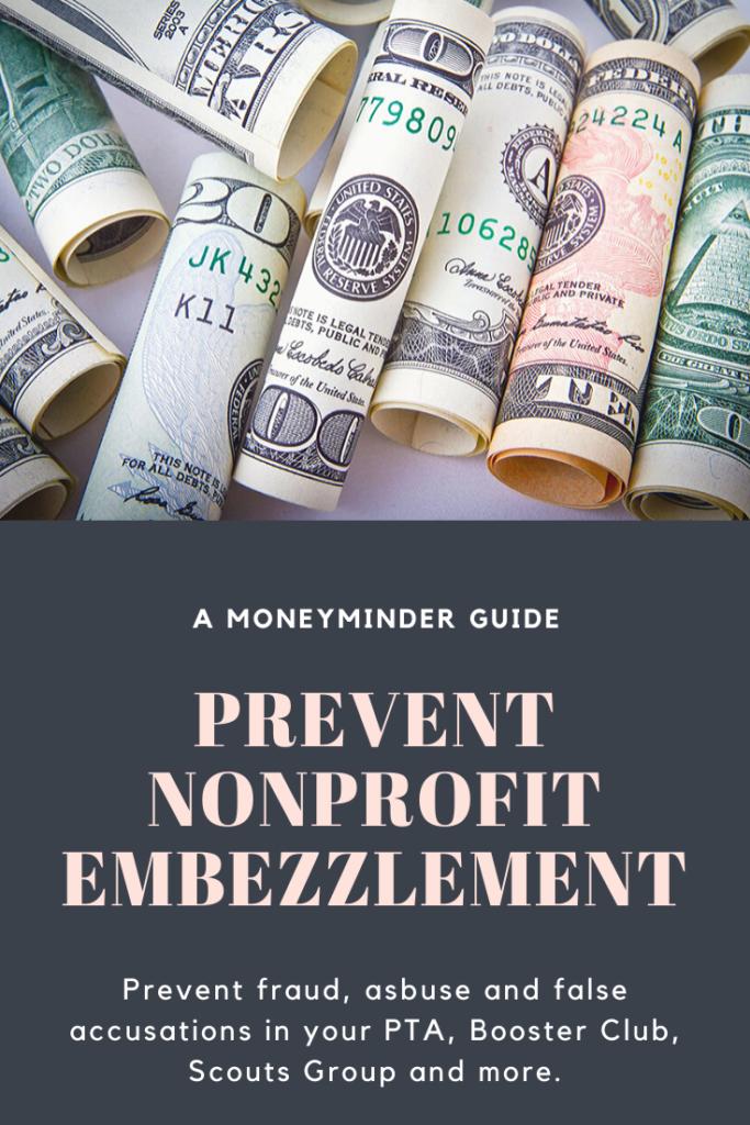 prevent nonprofit embezzlement