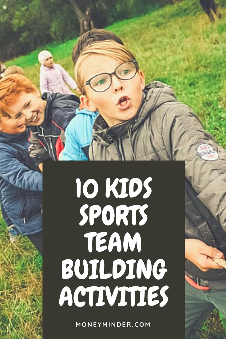 10 Kids Sports Team Building activities