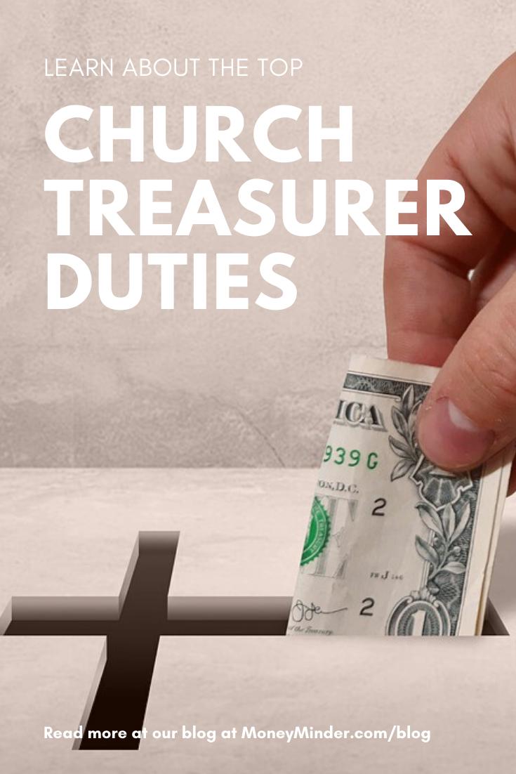 8 Church Treasurer Duties