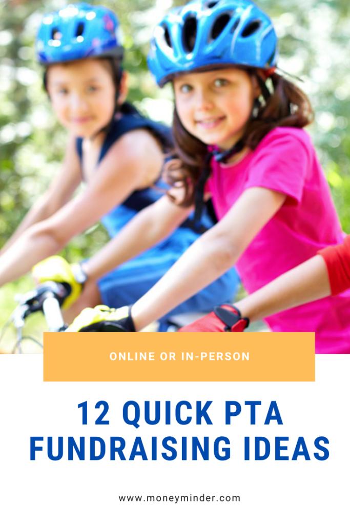quick pta fundraising ideas