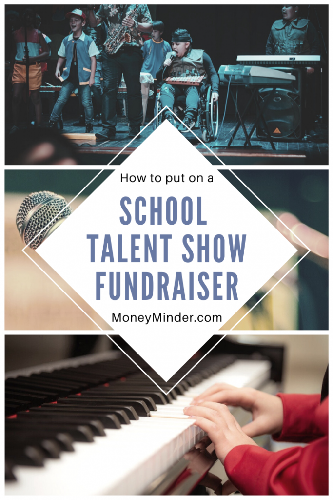 School Talent Show Fundraiser