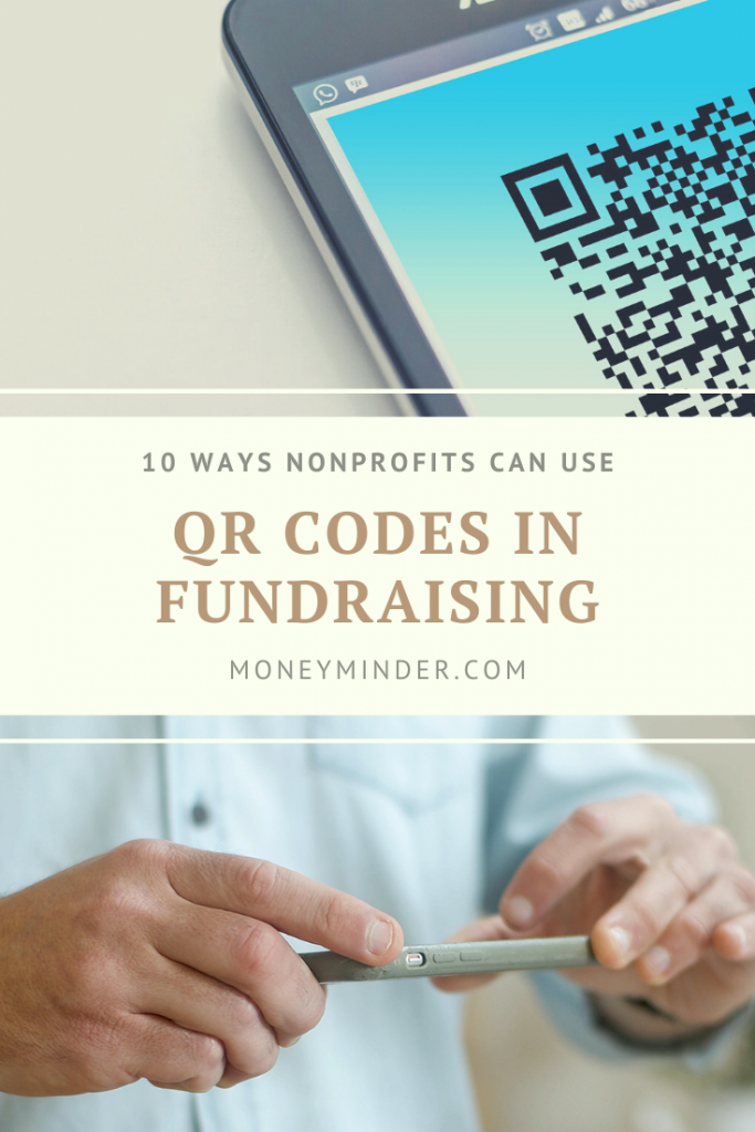 10 Ways to Use QR Codes in Fundraising