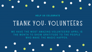 Celebrate Volunteers Twitter
