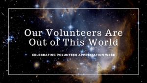 Facebook Post Volunteers