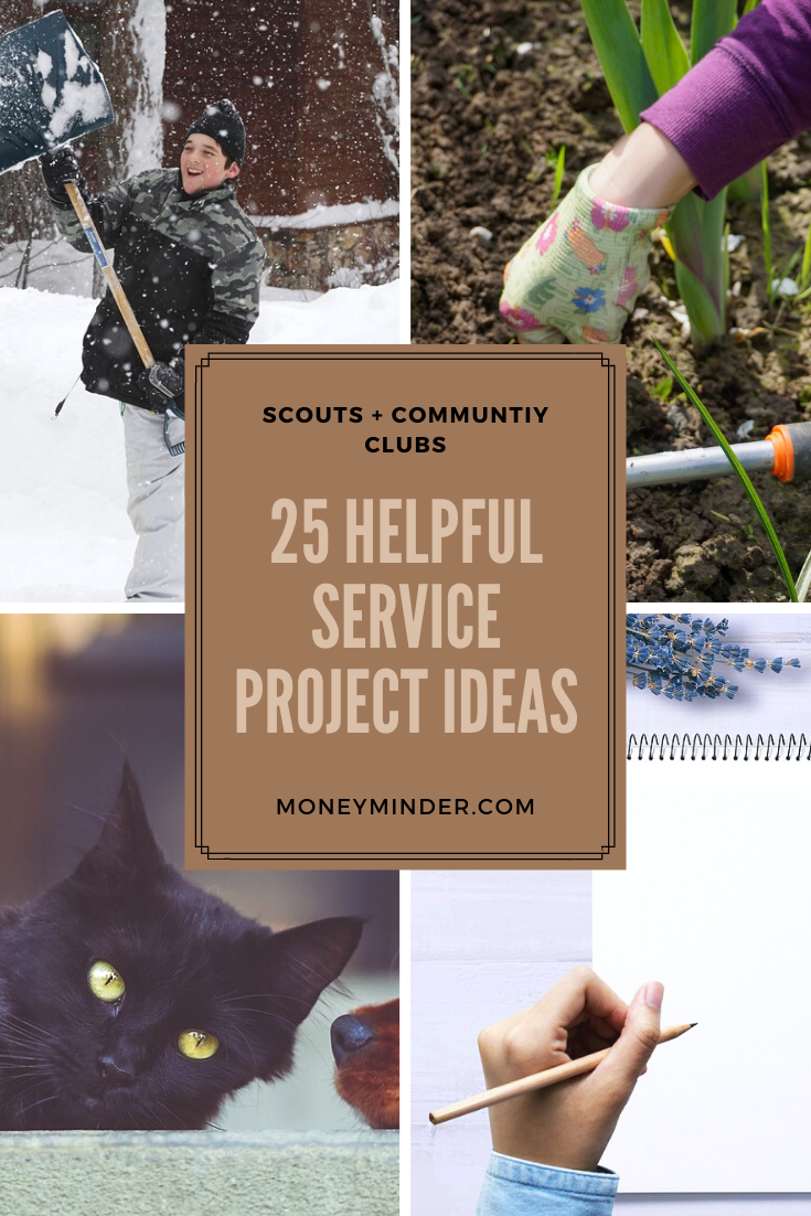 Helpful Service Projects