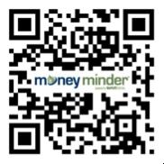 MoneyMinder QR Code Example