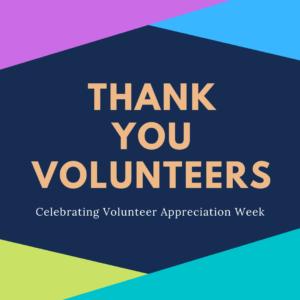 Volunteer Appreciation Instagram