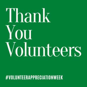 Volunteer Appreciation Instagram II