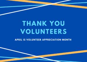 Volunteer Appreciation Month Linkedin