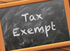 are ptas tax exempt