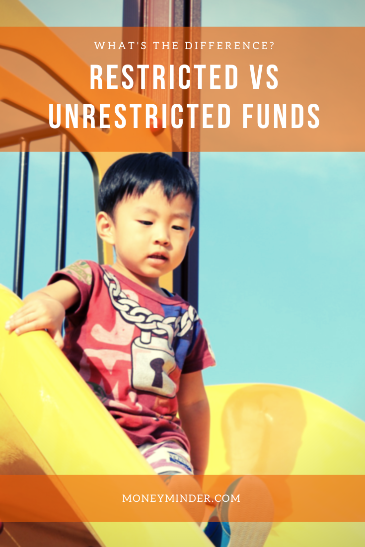 Restricted vs Unrestricted Funds