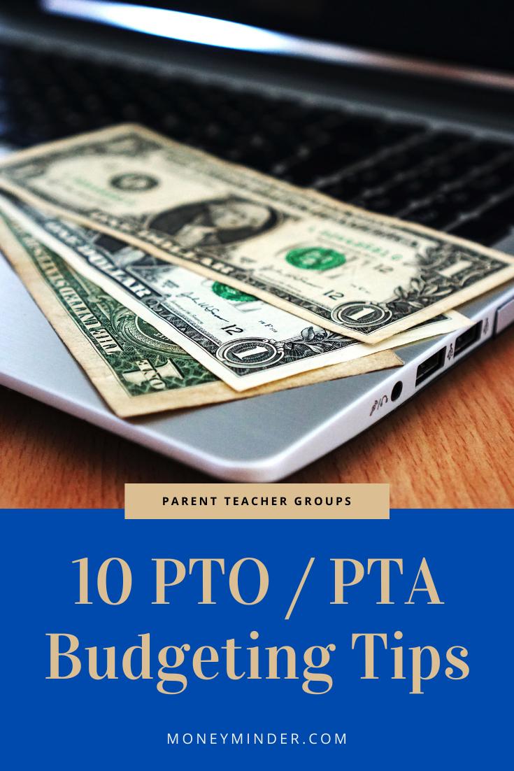 PTO PTA Budgeting Tips