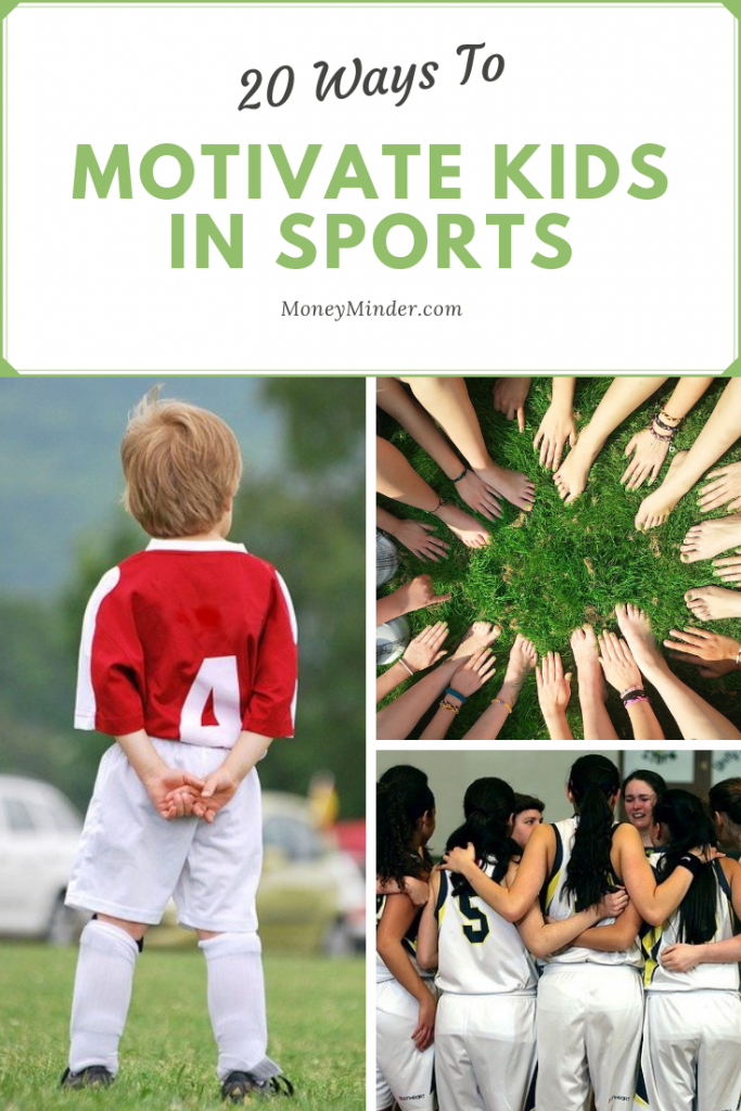 20 Ways to Motivate Kids in Sports