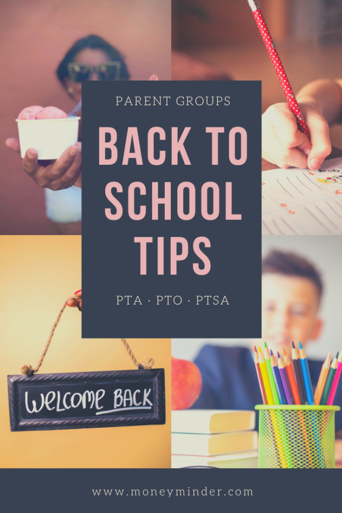 Back to School Tips for Parent Groups PTA