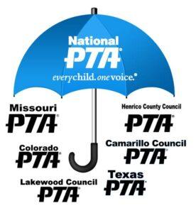 National PTA Umbrella Organization
