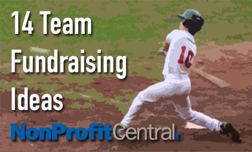 14 Team Fundraising Ideas