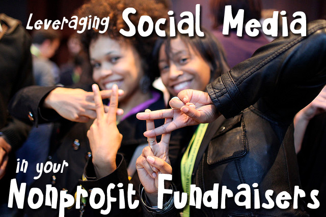 social media nonprofit fundraisers