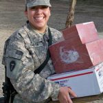 Thanksgiving Boxes for Soldiers