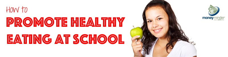 healthy eating at school